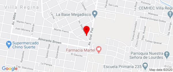 Av. Belgrano 488, Villa Regina, Río Negro