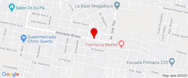 Brown 660, Villa Regina, Río Negro