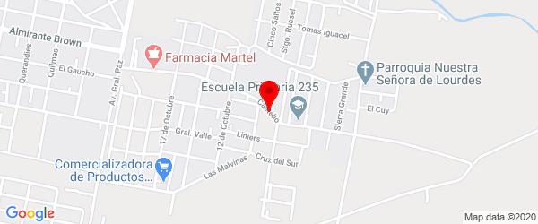 Castello 520, Villa Regina, Río Negro