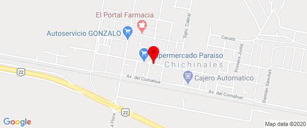 Próceres Argentinos 210, Chichinales, Río Negro