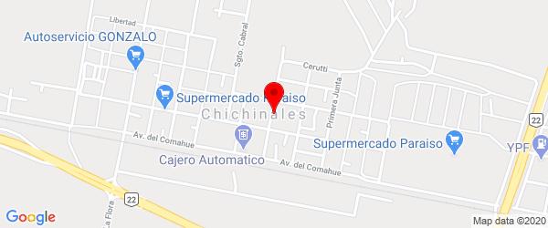 20 de Junio 150, Chichinales, Río Negro