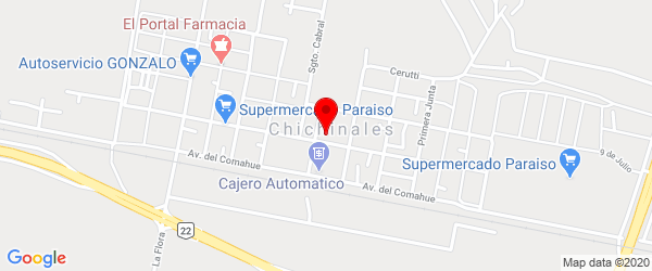 Calle 4, Chichinales, Río Negro