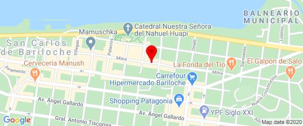 Corrientes 275, Neuquén, Neuquén